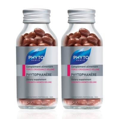 Phytophanères Antichute 2 x 120 Capsules