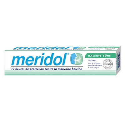 Meridol Halitosis Gel-Dentifirice Tube 75ml
