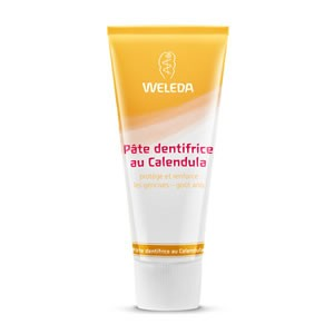 Weleda Dentifrice au Calendula Tube 75ml