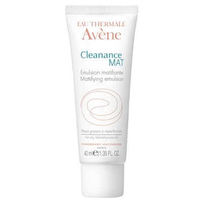 Avène Cleanance MAT Emulsion Matifiante Tube 40ml
